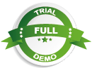 Try a Live Demo or Download the free trial now!