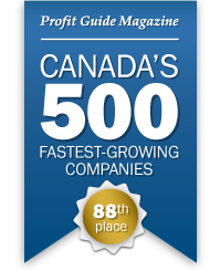 Canada's 500 Fastest Growing Companies, Profit Magazine