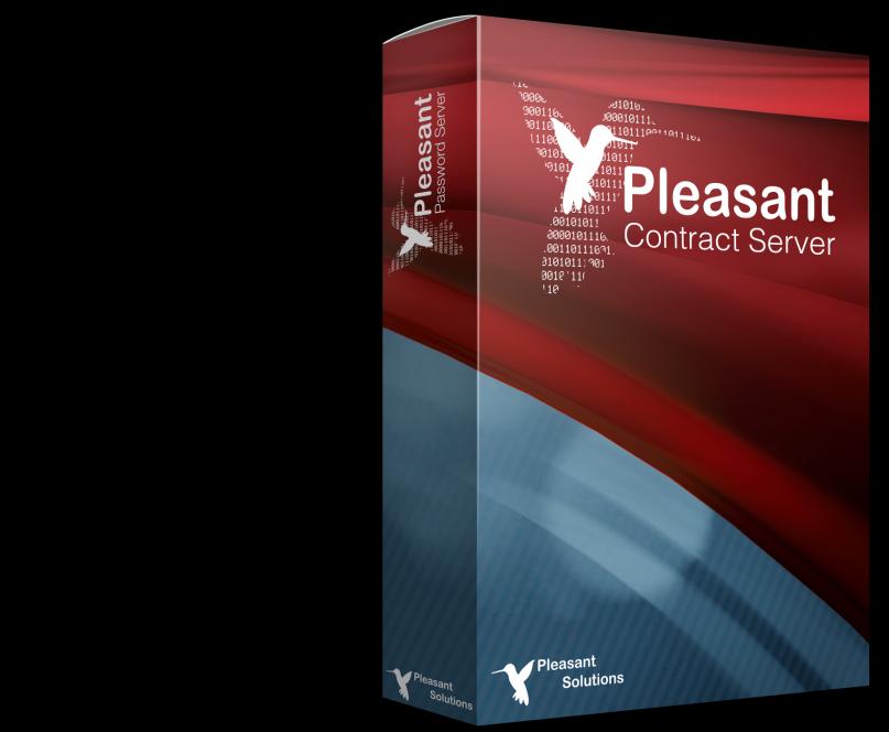 Pleasant Contract Server Boxart