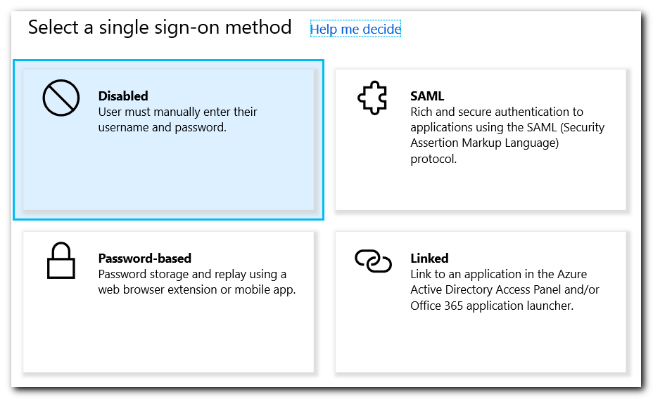 SAML with Azure AD - Pleasant Solutions